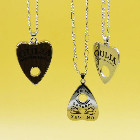 Ouija Necklaces - greenwitchcreations