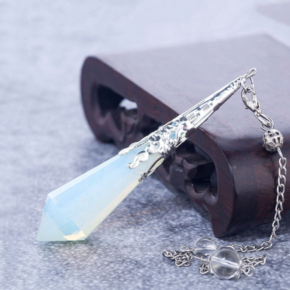 Opalite Pendulums | Green Witch Creations - greenwitchcreations