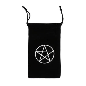 Pentacle Tarot Card Bags | Wiccan Supplies | Green Witch Creations - greenwitchcreations