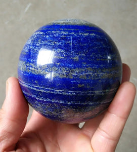 Lapis Lazuli Crystal Balls | Crystals & Stones | Green Witch Creations - greenwitchcreations