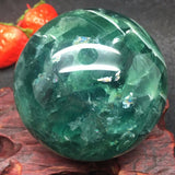 Fluorite Crystal Balls | Green Witch Creations - greenwitchcreations
