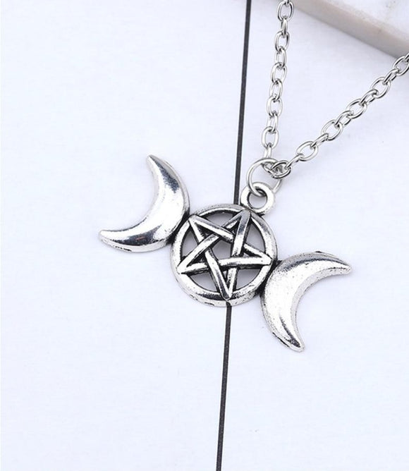Pentacle Necklaces | Wiccan Jewelry | Green Witch Creations - greenwitchcreations