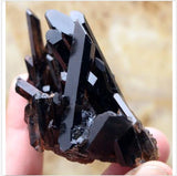 Black Quartz Crystals | Green Witch Creations - greenwitchcreations