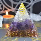 Orgonite Pyramids | Crystals & Stones |Green Witch Creations - greenwitchcreations
