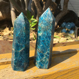 Apatite Crystal Wand Points | Crystals & Stones | Green Witch Creations - greenwitchcreations