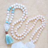 Mala Prayer Necklaces | Prayer Beads | Green Witch Creations - greenwitchcreations