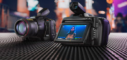 Introducing the Next Generation Handheld Digital Film Cameras!