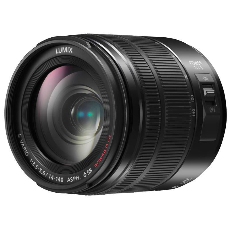Panasonic Lumix G Vario 14-140mm f/3.5-5.6 ASPH