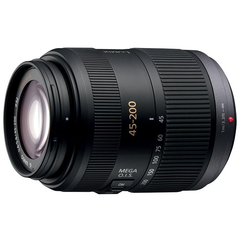 PANASONIC 45-200MM F/4.0-5.6 - MFT