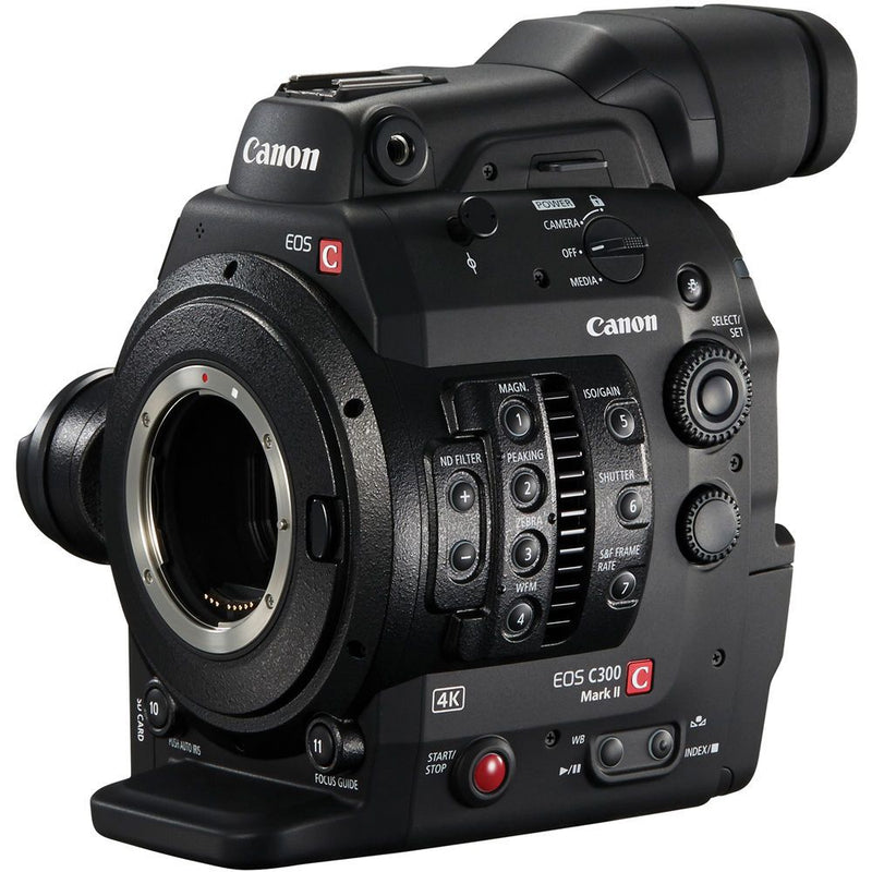 Canon C300 Mark II Touch Kit Cinema Camera Touch Focus Kit