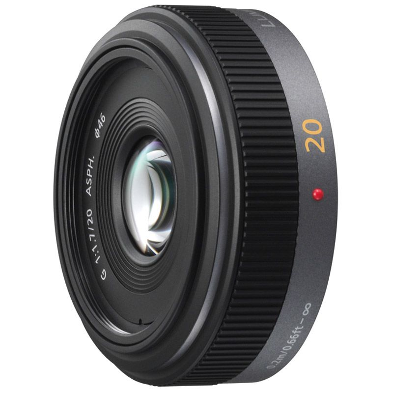 PANASONIC LUMIX 20MM F1.7 - MFT