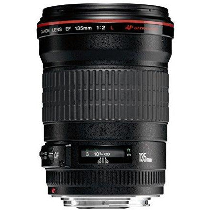 Pre Owned Canon EF 135 mm f/2.0L USM Fixed Focal Length Lens