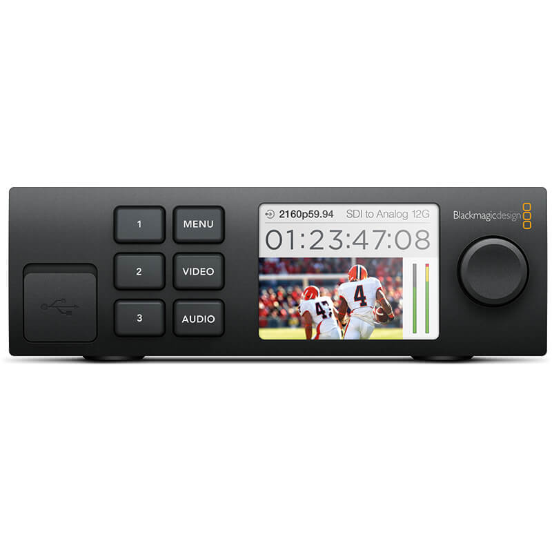 BLACKMAGIC TERANEX MINI FRONT PANEL