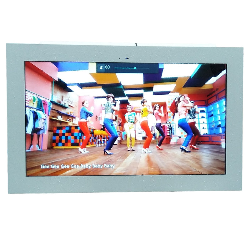 "KUVASION 55"" High Brightness Outdoor Smart LED TV, all weatherproof TV with DVB-T2S2C, CI+ Slot, Android Smart Function"