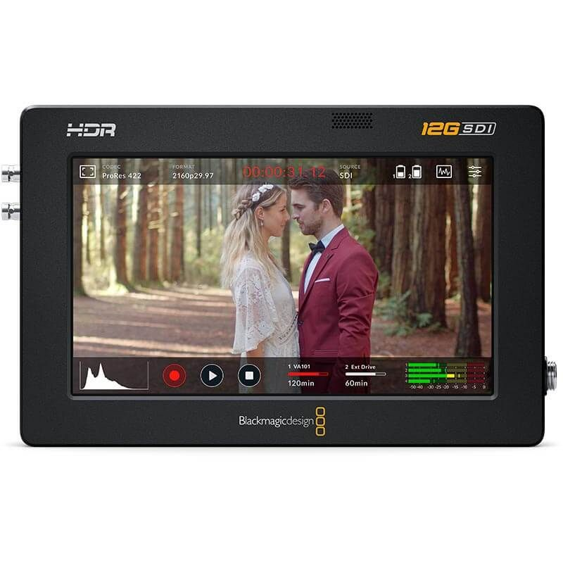 BLACKMAGIC VIDEO ASSIST 5IN 12G HDR
