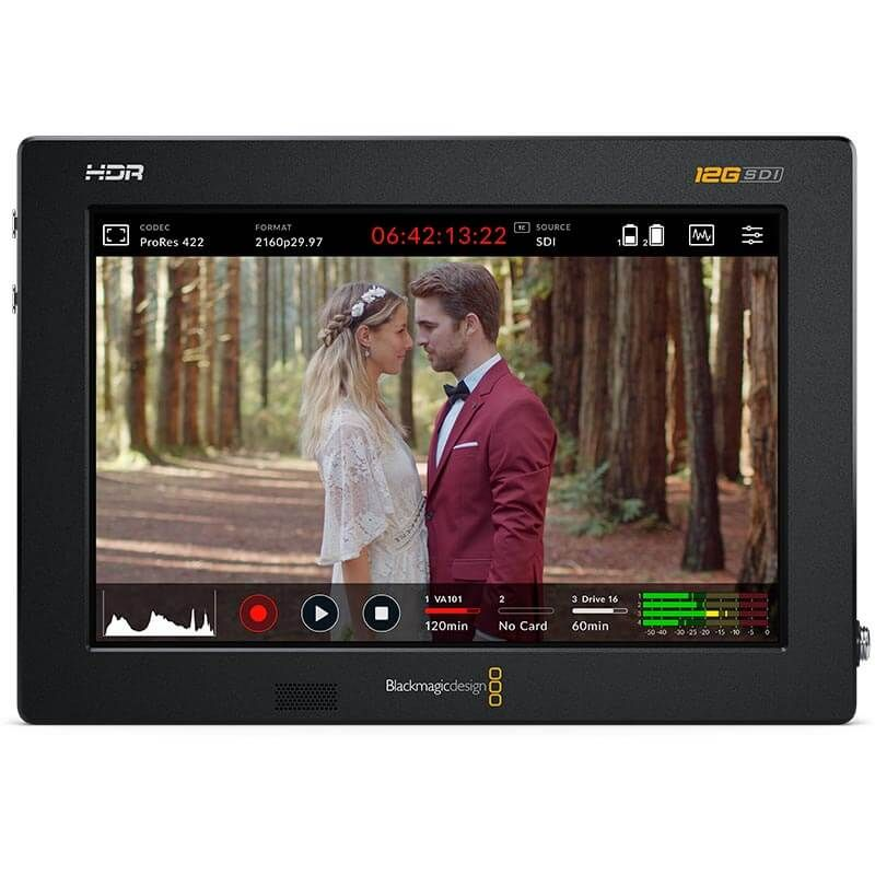 Blackmagic video asist 7IN 12G