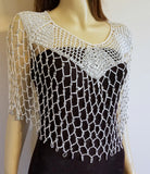 Beaded Teardrop Capes (Style #401)