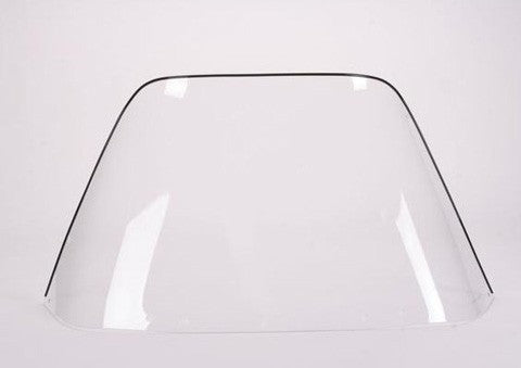 Sno-Stuff Windshield for John Deere JDX/00 series, clear, 15.5