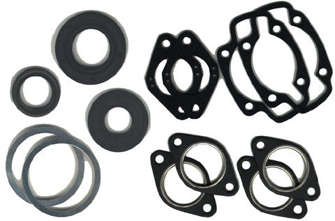 Winderosa Gasket & Seal Set for '74-75 JDX8, 800, all Cyclone 440