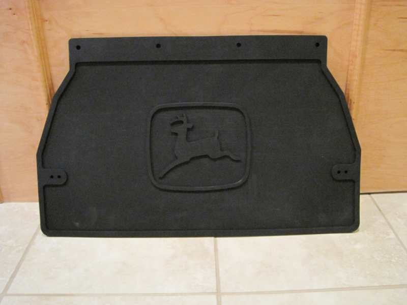 Snow Flap for 1976-1979 JD Liquifire, Cyclone, Liquidator, Trailfire