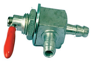 Right Angle Inline Fuel Shut-off Valve