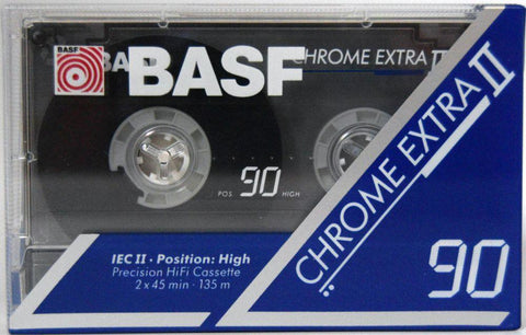BASF Chrome Extra II Front
