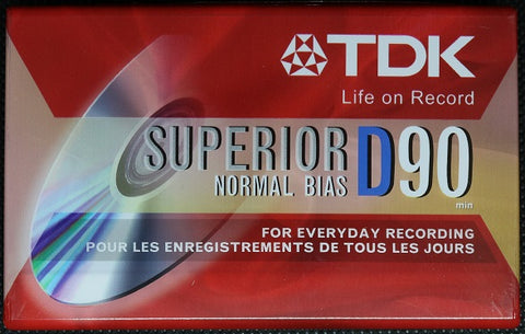 TDK Superior D - 2003 - US