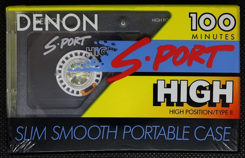 Denon S-Port - 1990 - US