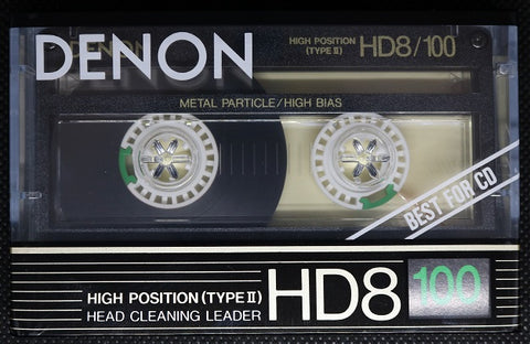 Denon HD8 - 1988 - US