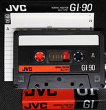 JVC GI - 1990 - US - 5 Pack with Case