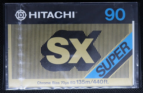 Hitachi - SX - 1981 - US