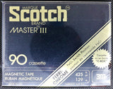 Scotch Master III - FeCr - 1979 - (Type III)