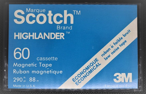 Scotch Highlander - 1979 - US