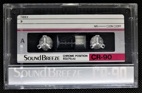 Sound Breeze CR-90 ~1983 - US