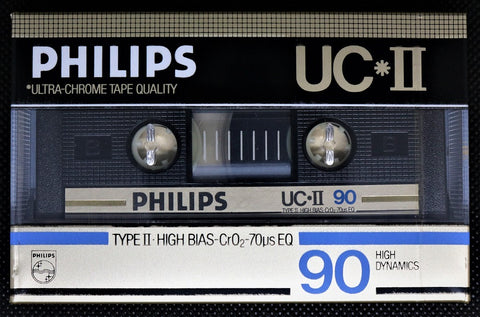 Philips UCII - 1985 - EU