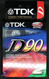TDK D - 2001 - US (2-Pack)
