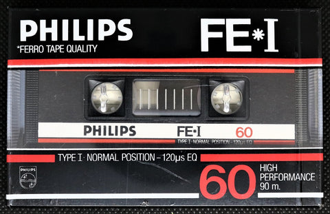 Philips FE-I - 1985 - EU