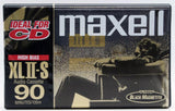 Maxell XLII-S Cassette Front
