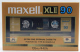 Maxell XLII Cassette Front