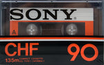 Sony CHF Front