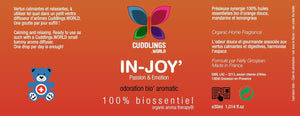 IN-JOY' Gift Box EO 100% bioessentiel (30ml) - Cuddlings.WORLD