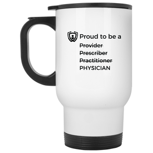 Physician 14oz Travel Mug