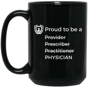 Physician Coffee 15oz Mug