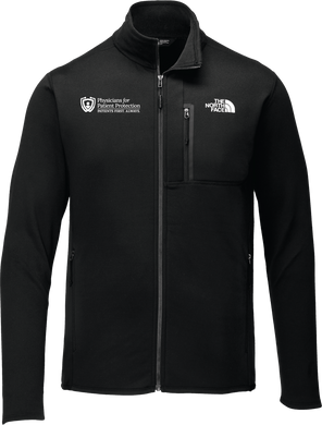 North Face Full-Zip Fleece Black