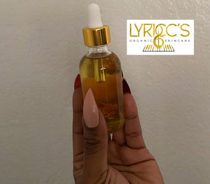 Calendula Infused Body Oil - Lyricc's Organic Skincare