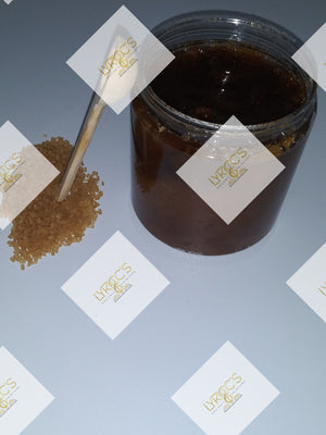 Brown Suga Babe Sugar Body Polish - Lyricc's Organic Skincare