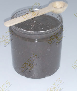 Grand Rise'N Sugar Body Polish - Lyricc's Organic Skincare
