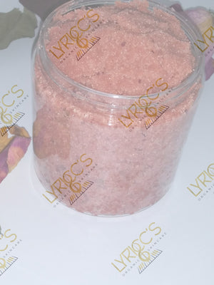 Rosie Rd Sugar Body Polish - Lyricc's Organic Skincare