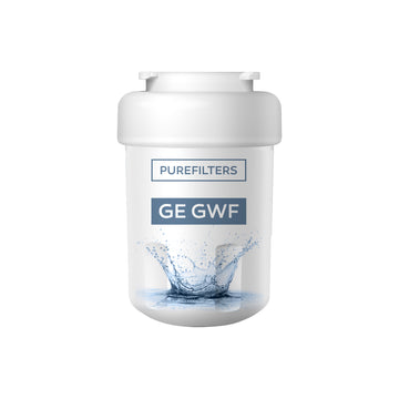 GE GWF Compatible Refrigerator Water Filter
