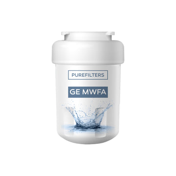 GE MWFA Compatible Refrigerator Water Filter